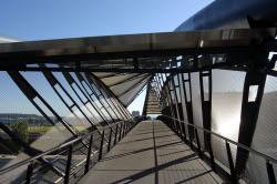 walking bridge designs